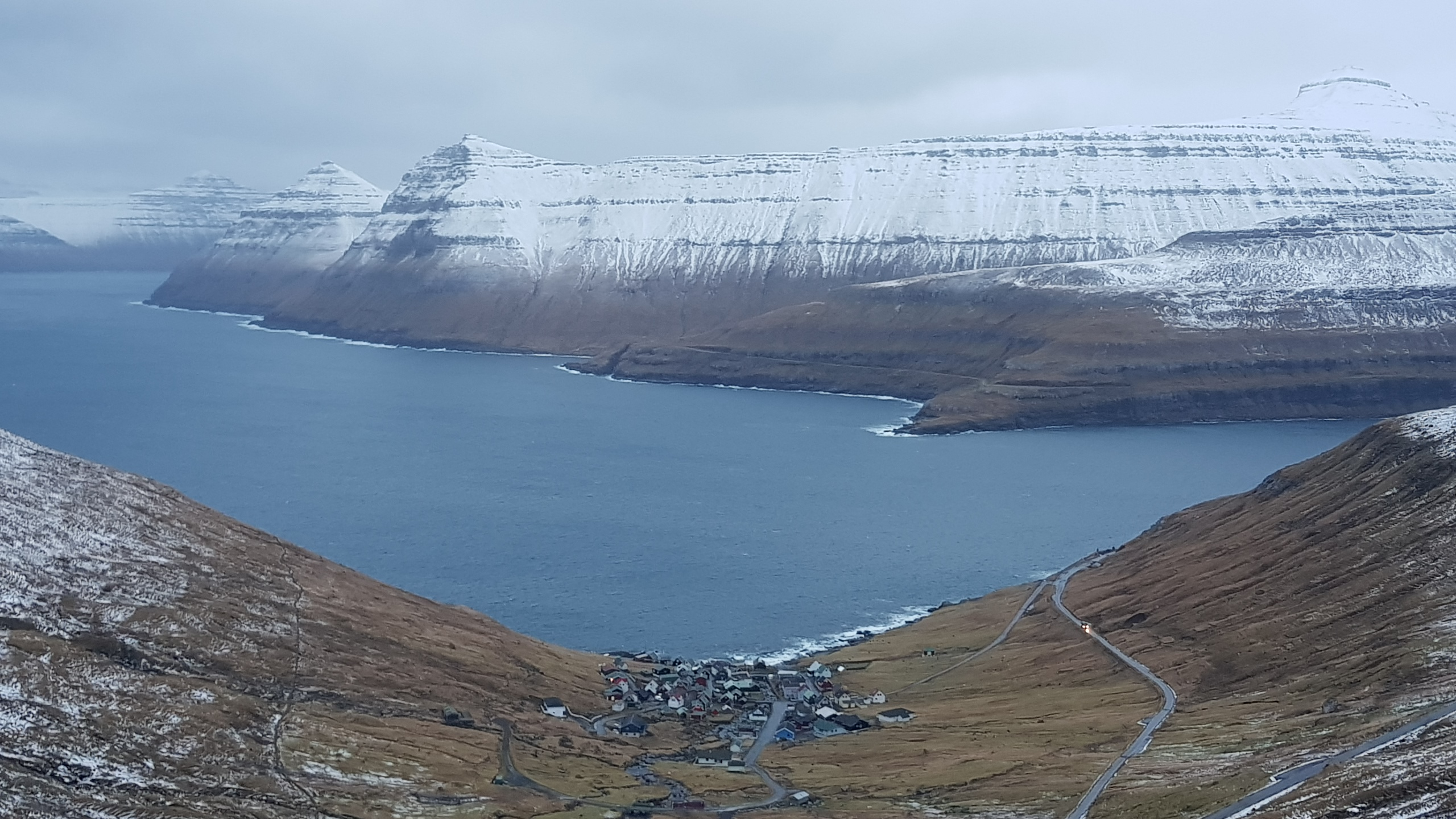 Like A Puffin In Winter Escape To The Faroe Islands